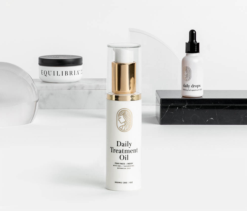 Daily Treatment Oil Has Arrived: Learn About Our New Face and Body Oil