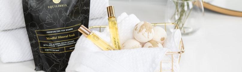 CBD Bath Soak Essentials