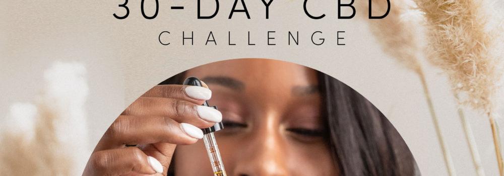 30-Day CBD Challenge: Week 2 recap