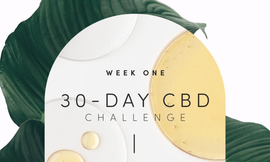 30-Day CBD Challenge