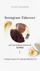 30-Day CBD Challenge: Week 4 | MyEQ Instagram Takeover