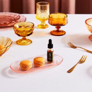 Peach Gelée   Meet The Indulgence Collection