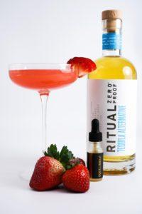 EQ CBD x Ritual Cocktails