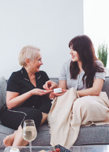 How to talk to your mom about CBD
