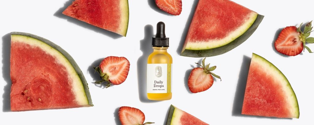 Meet Our Limited Edition Summer Sorbet CBD Oil